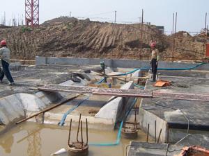 路桥防水施工工程